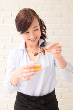 蜂蜜ライフプロデューサー水谷悠香