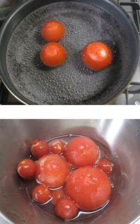 はちみつトマト冷果仕立て